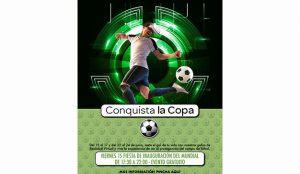 Fútbol +  Realidad Virtual la combinación perfecta de Sexta Avenida