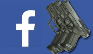 Los menores no podrán ver anuncios de accesorios de armas en Facebook