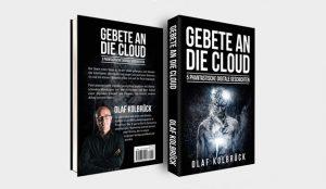 Olaf Kolbrück: Oraciones a la nube. 5 historias digitales fantásticas