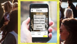 Kubulu Madrid, la plataforma que organiza las mejores fiestas con los mejores profesionales
