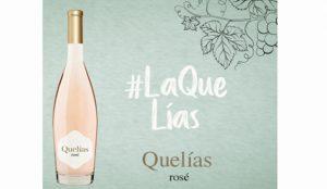 Bodegas Sinforiano presenta la última campaña #LaQuelías para su vino Quelías rosé