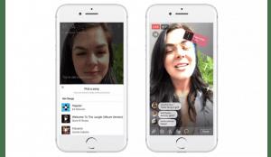 Podrá añadir música a sus vídeos de Facebook con la nueva herramienta Lip Sync Live