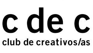 El club de creativos modifica su logo incluyendo los dos géneros