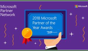 Accenture y Avanade nombrados Microsoft 2018 Alliance Partner of the Year