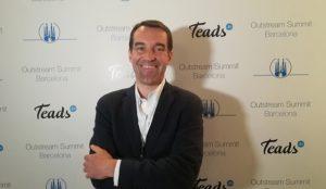 Entrevista a Pablo Galiana, de Teads (Outstream Summit de Teads)