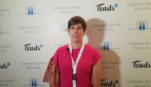 Entrevista a Marta Catasús de Desigual (Outstream Summit de Teads)