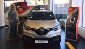 Renault Kadjar ofrece una experiencia con