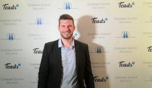 Entrevista a Sergio Núñez, de Teads (Outstream Summit de Teads)