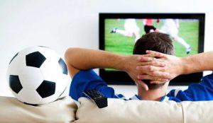 La televisión se convierte de nuevo en el medio preferido para seguir el Mundial