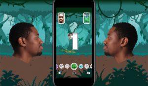 En este juego retro de Tic Tac para Snapchat el chicle (mascado) reemplaza al