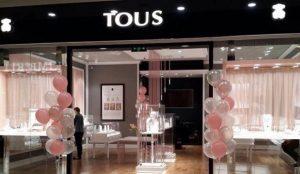 La venta de productos de lujo aumenta un 6,2% en España