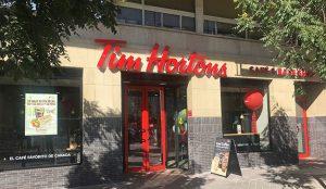 Tim Hortons abre dos nuevas cafeterías en junio en Francisco Sivela y López de Hoyos