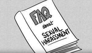 Esta campaña muestra una guía básica sobre el acoso sexual en el trabajo (para que no quede ninguna duda)