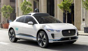 Los coches autónomos de Waymo comienzan a rodar en Europa