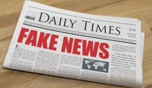 Las fake news se