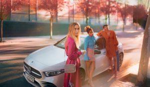 El certamen Mercedes-Benz Fashion Talent, protagonista de la jornada inaugural de MBFWMadrid