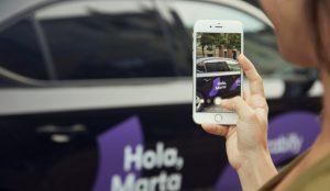 Cabify quiere saludar a todos los madrileños este verano con su nueva campaña