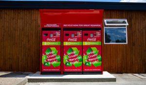 La última iniciativa de Coca-Cola para aumentar el reciclaje