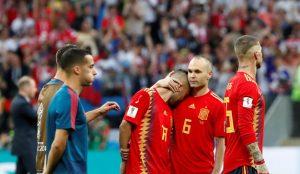 La Roja se despide del Mundial de Rusia con cifras de audiencia de récord