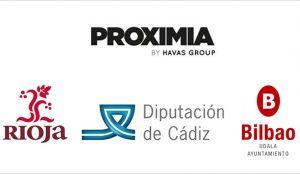 La agencia Proximia España consigue tres nuevas cuentas