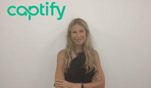 La compañía de Search Intelligence, Captify ficha a Sandra Torres