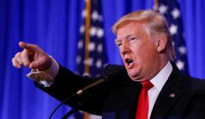 Los constantes ataques a la prensa protagonizan la reunión entre Trump y el editor del NY Times