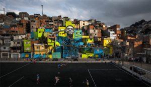 Adidas pone un espectacular broche de oro a su ambiciosa campaña para el Mundial de Fútbol