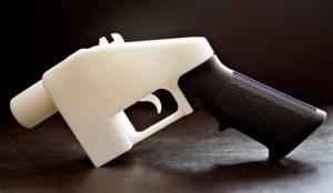 Las armas fabricadas gracias a impresoras 3D llegan a Estados Unidos