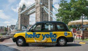 En esta ingeniosa campaña los taxis se pagan