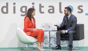 Profesionales dan su visión de la transformación digital en el evento DigitalES Summit