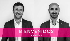 Pedro Tamayo y José María Álvarez se incorporan al equipo de Exterior Plus
