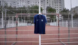 Francia no ganó el Mundial en Rusia, lo ganó (sudando la camiseta) en casa, según Nike