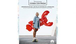 M&Cstaachi compite por la canción del verano en la nueva campaña de Huawei