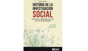 Lázaro Echegaray Eizaguirre: Historia de la investigación social