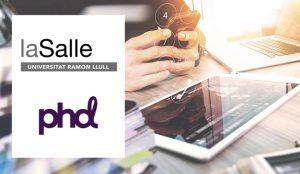 PHD, principal colaborador del programa de La Salle-URL y Technova sobre Social Media Branding y Digital Strategy