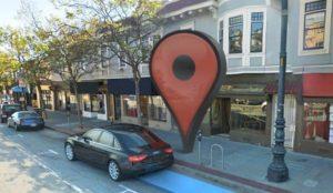 Los navegadores como Google Maps aumentan la presencia de publicidad este verano
