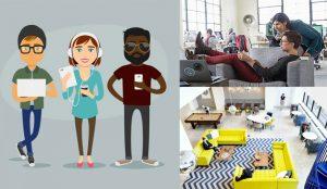 Los millennials hacen del emprendimiento una tendencia