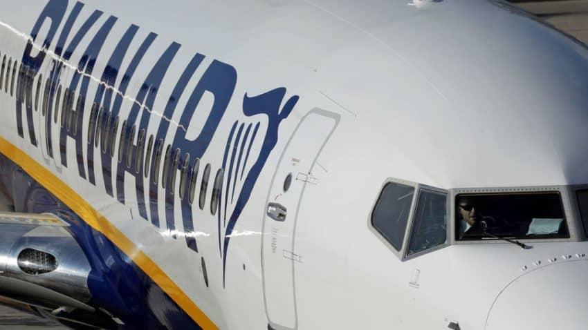 En pleno conflicto laboral, Ryanair declara una caída en sus beneficios del 20%