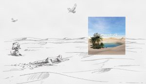 En esta campaña, Shutterstock muestra como una foto puede ser el comienzo de una gran idea creativa