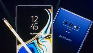 Samsung desvela su esperado Galaxy Note 9 presumiendo de batería