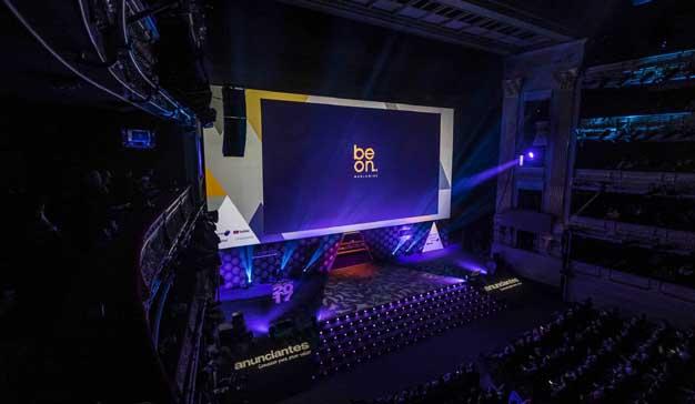 beon. Worldwide celebra su sexto año como Agencia de los Premios Eficacia