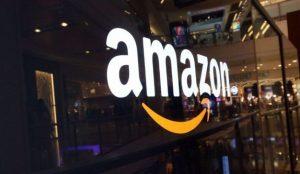 Amazon roza con la punta de los dedos el billón de dólares en Wall Street