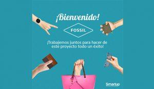 Smartup México vestirá el marketing digital de Fossil