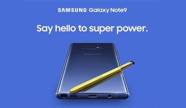 Samsung hace un