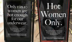 Esta provocadora campaña pretende romper los estereotipos de la menopausia
