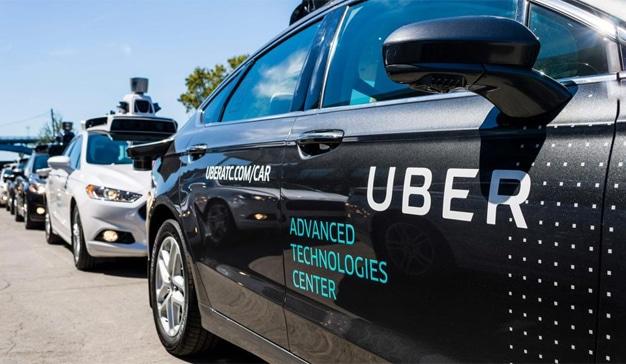 Toyota invierte 500 millones de dólares en Uber para dar alas a los coches autónomos