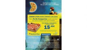 Domino's Pizza lanza su campaña solidaria