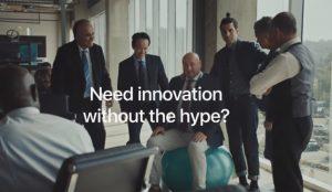 Esta campaña de FileMaker demuestra que innovar por innovar no tiene sentido