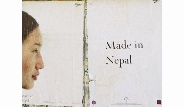 Nepal llega a Madrid: una firma de moda lanza una campaña con jóvenes nepalíes, sin retoques ni maquillaje