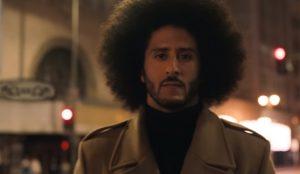 Colin Kaepernick brilla con luz propia en el nuevo spot de Nike